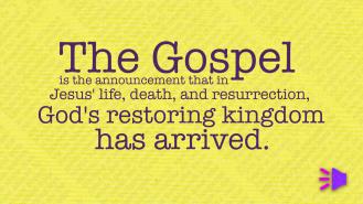 gospeldefinition